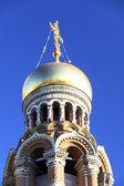 Church of the Savior on Blood, Saint-Petersburg — Stock Photo