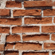 Ravages of time old bricks — Stock Photo