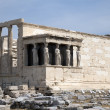 Erechtheion Acropolis Athens — Stock Photo #2744995