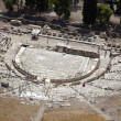 Theatre of dionysus — Stock Photo