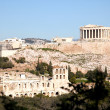 Stock Photo: Acropolis athens greece