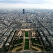 Aerial view of Paris — Stock Photo #2794239