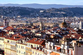 Cityscape of Nice.France — Stock Photo