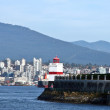 Vancouver British Columbia.Canada - Stock Photo
