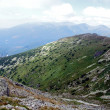 Стоковое фото: Mountains landscape.High Tatras Slovakia