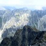dağlar landscape.high tatras Slovakya — Stok fotoğraf