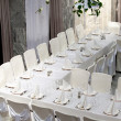 banquet table — Stock Photo #3593564