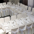 Banquet table — Stock Photo #3593568