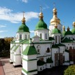 st. sophia cathedral.kiev ukraine — Stock Photo