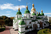 St. Sophia Cathedral.Kiev Ukraine — Photo