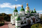 St. Sophia Cathedral.Kiev Ukraine — Stock Photo