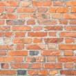 Old solid brick wall — Stock Photo #3713341