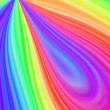Stock Photo: Rainbow abstract background