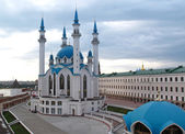 The Kul Sharif mosque, Kazan — Stock Photo