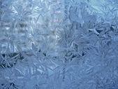 冷ややかなウィンドウ — ストック写真