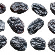 Stock Photo: Raisins.
