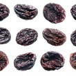 Stock Photo: Prunes.