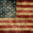 Stock Photo: Americflag.