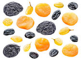 Dried fruit. — Stock Photo