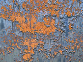 Rusty metal surface. — Stock Photo