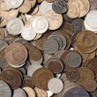 Soviet coins. - Stock Photo