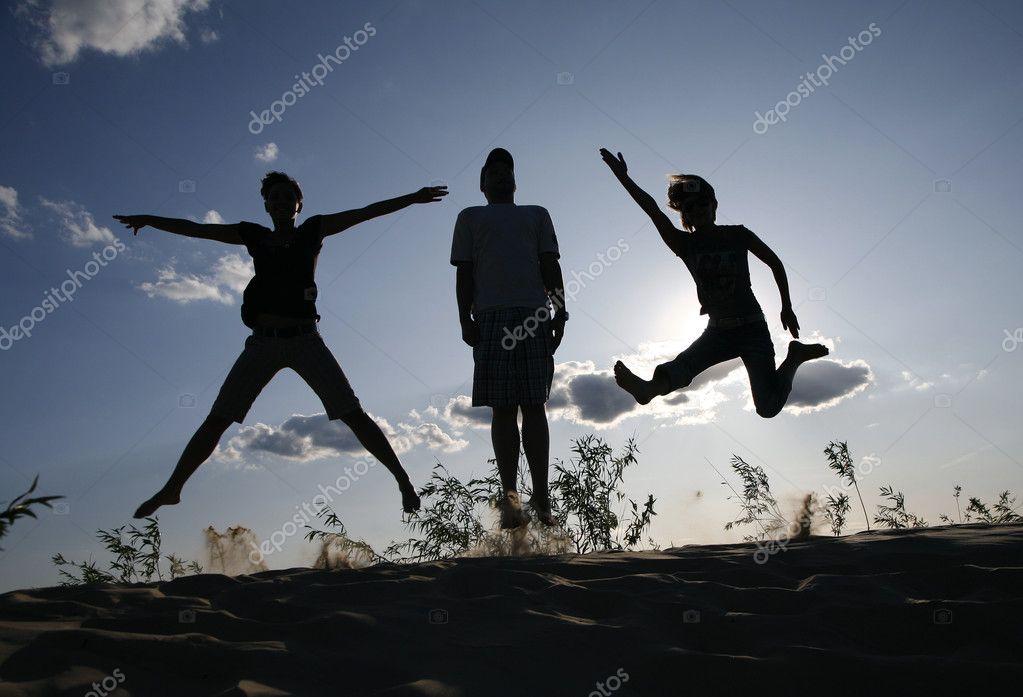 jump for joy � stock photo 169 gerasimov 2724299