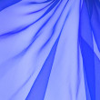 Organza as abstract wave background — Stock Photo #3347010