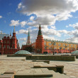 Moscow Red square — Stock Photo #3349851
