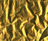 Golden texture as background — Stock Photo
