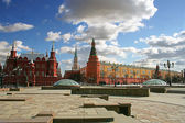 Moscow Red square — Stock Photo