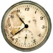 Old  pocket watch - Foto Stock