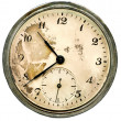 Stockfoto: Old pocket watch