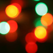 Stock Photo: Defocused illuminated