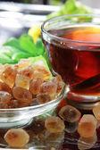 à thé de cassonade — Photo