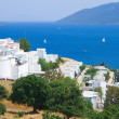 Stock Photo: Landscape on sefrom city Bodrum