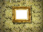 Design baroque cadre — Photo