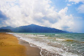 Beach — Стоковое фото