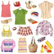 Lady's clothing — Foto Stock