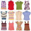 Lady's clothing — Stockfoto