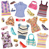 Lady's clothing — Foto de Stock