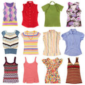 Lady's clothing — Stock Photo