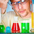 Scientist in laboratory — Stock Photo #2931890