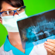 Royalty-Free Stock Photo: Doctor with xray