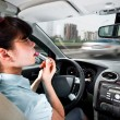 Driving a car — Stock Photo #3155659