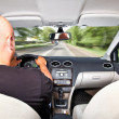 Driving a car — Stock Photo #3155668