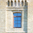 Old window — Stock Photo #4452236
