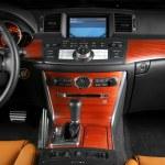 Car dashboard. — Stock Photo