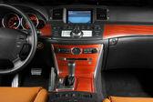 Arabayı kontrol paneli. — Stok fotoğraf