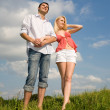 Young love couple — Stock Photo #4708412