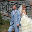 Stock Photo: Wedding pictures 2